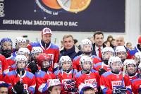 Мастер-класс от игроков сборной России по хоккею, Фото: 53