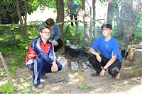 Тульский ОМОН провел боевую подготовку школьников, Фото: 17