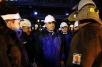 Врио губернатора Тульской области Алексей Дюмин посетил  ПАО «Тулачермет», Фото: 14