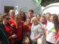 Владимир Груздев посетил Всероссийский образовательный форум «Селигер-2013», Фото: 4