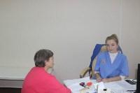 Московские врачи провели прием жителей в Ефремове и Каменском районе, Фото: 10