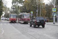 Приемка работ и мнения экспертов о закрытии участка ул. Энгельса для автомобильного транспорта, Фото: 9
