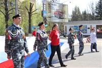 Тульская Федерация профсоюзов провела митинг и первомайское шествие. 1.05.2014, Фото: 74