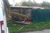 В Тульской области насмерть разбился мотоциклист, Фото: 1