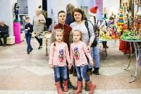 Семьи с детьми-инвалидами в тульском цирке, Фото: 1