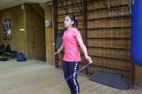 Женский бокс: тренировка , Фото: 6