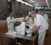 Алексей Дюмин посетил Узловский молочный комбинат, Фото: 9