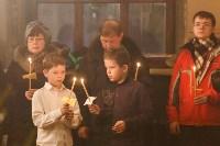 Рождественское богослужение в Успенском соборе Тулы, Фото: 31