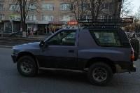 В Туле водитель иномарки сбил иностранца. 17.03.2015, Фото: 3
