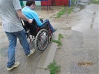 """""""Недоступная среда"""" для тульских инвалидов, Фото: 5"""