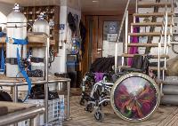 17-летняя тулячка на инвалидной коляске стала участником дайвинг-сафари в Египте, Фото: 9