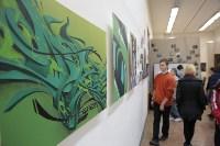 Граффити-выставка, Фото: 16