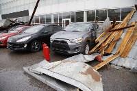 В Туле сорвало крышу делового центра, Фото: 7