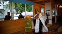 Крещение жителей Новомосковска, Фото: 27