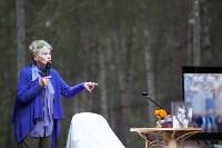 Актриса Ирина Скобцева в Ясной Поляне, Фото: 29