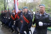 У домов тульских ветеранов прошли парады, Фото: 6