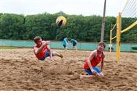 Пляжный волейбол в парке, Фото: 7