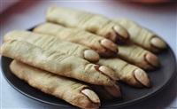Печенья в виде ведьминых пальцев., Фото: 6