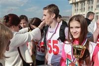 Легкоатлетическая эстафета школьников. 1.05.2014, Фото: 59