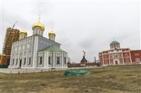 Реконструкция Тульского кремля. Обход 31 марта, Фото: 28