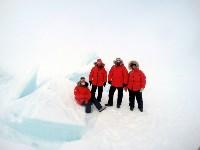 Алексинец достиг Северного полюса Алексей Маслаков, Фото: 3