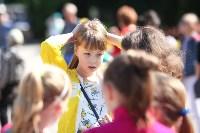 День защиты детей в ЦПКиО им. П.П. Белоусова: Фоторепортаж Myslo, Фото: 10