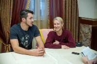 Татьяна Волосожар и Максим Траньков в Туле, Фото: 2