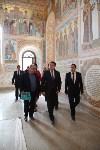 Груздев инспектирует работы в Тульском кремле. 8.09.2015, Фото: 10