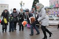 Новогодний арт-базар, Фото: 28
