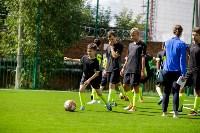 Открытие нового футбольного поля, Фото: 54