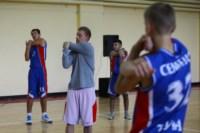 В Туле прошел баскетбольный мастер-класс, Фото: 9