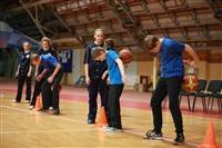 В Туле прошло необычное занятие по баскетболу для детей-аутистов, Фото: 35