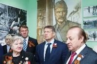 Открытие музея Великой Отечественной войны и обороны, Фото: 16