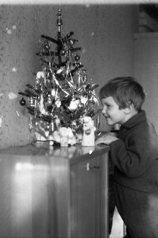 елка моего детства