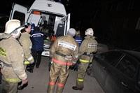 В Туле пожарные спасли двух человек, Фото: 11