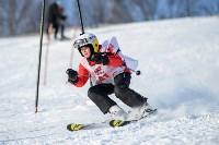 Первый этап чемпионата и первенства Тульской области по горнолыжному спорту, Фото: 12