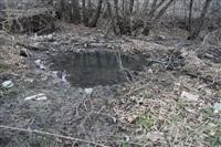 Прорыв канализации на улице Столетова, Фото: 11
