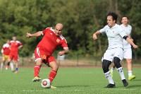 Футбольный матч в День города, Фото: 58