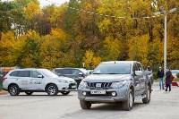 Внедорожный тест-драйв Mitsubishi, Фото: 10