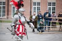 Средневековые маневры в Тульском кремле. 24 октября 2015, Фото: 150