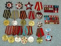 Ордена и медали Обысова Василия Ивановича, Фото: 2