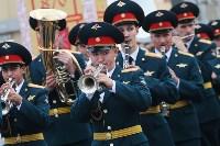 По праздничной Туле прошли духовые оркестры, Фото: 20