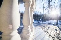 Морозное утро в Платоновском парке, Фото: 21