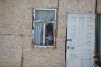 Демонтаж незаконных цыганских домов в Плеханово и Хрущево, Фото: 56