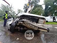 В жутком ДТП на ул. Кутузова в Туле погиб подросток, Фото: 7