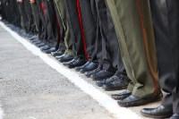 Принятие присяги в Первомайском кадестком корпусе, Фото: 126