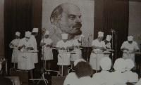 Конкурс на лучшую медсестру больницы, 1970-е годы., Фото: 19