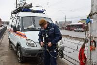 Учения спасателей на набережной Дрейера. 3 марта 2016 года, Фото: 3