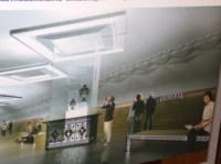 В Москве выбрали проект нового дизайна для станции метро «Тульская», Фото: 2