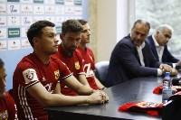 """""""Арсенал"""" представил новичков, Фото: 9"""